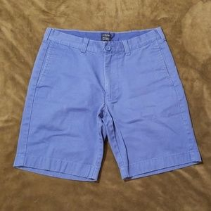 J Crew Broken In Gramercy Shorts